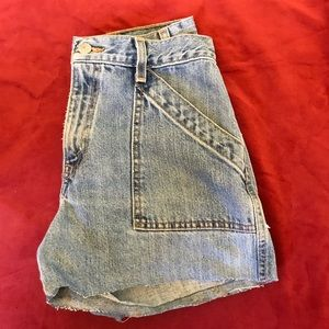 Vintage Levi's Camp Shorts